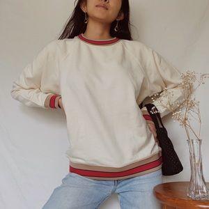 Aritzia Amaranth Sweater